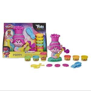 Trolls World Tour Poppy Play-Doh Set